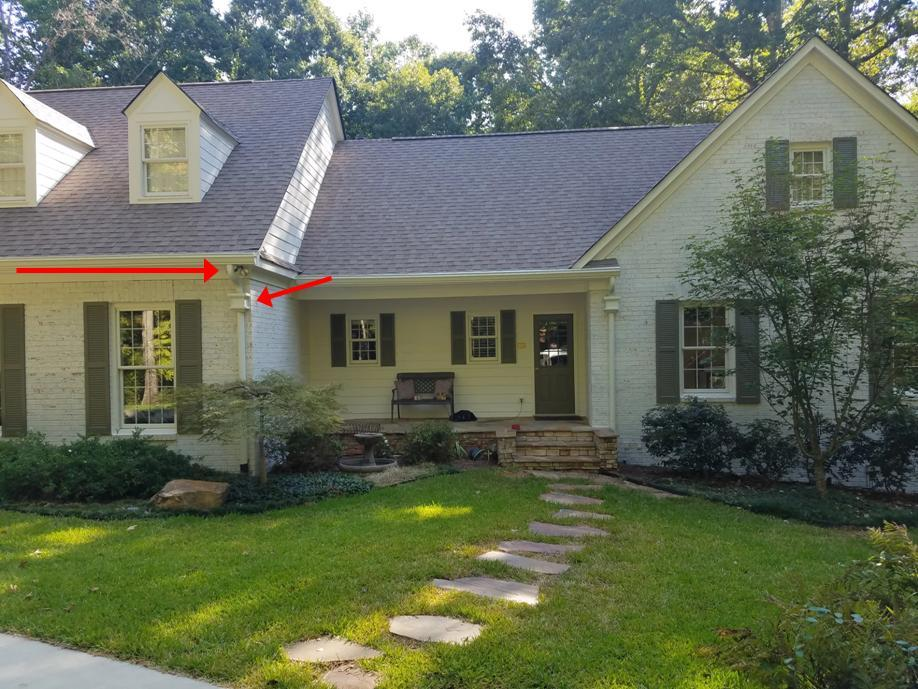 Perfectly Matching Gutters in Peachtree City, GA