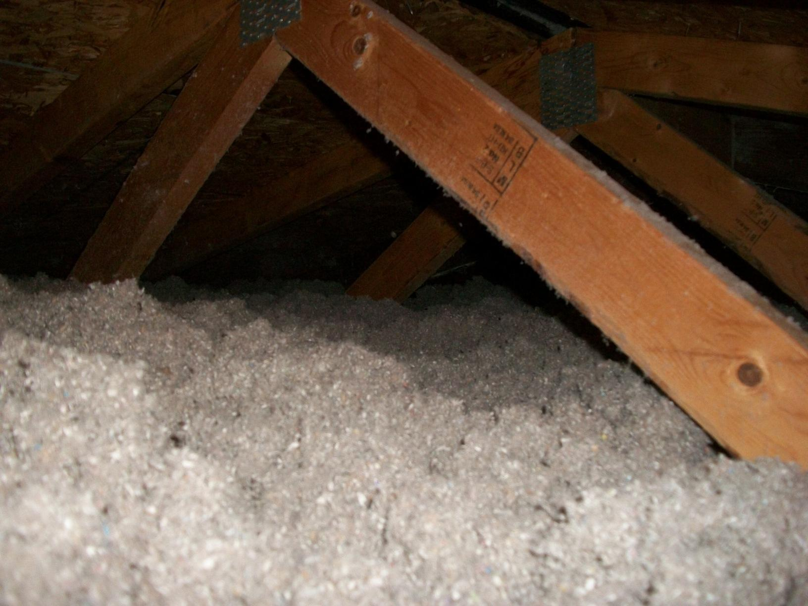 TruSoft Insulation Finished Attic