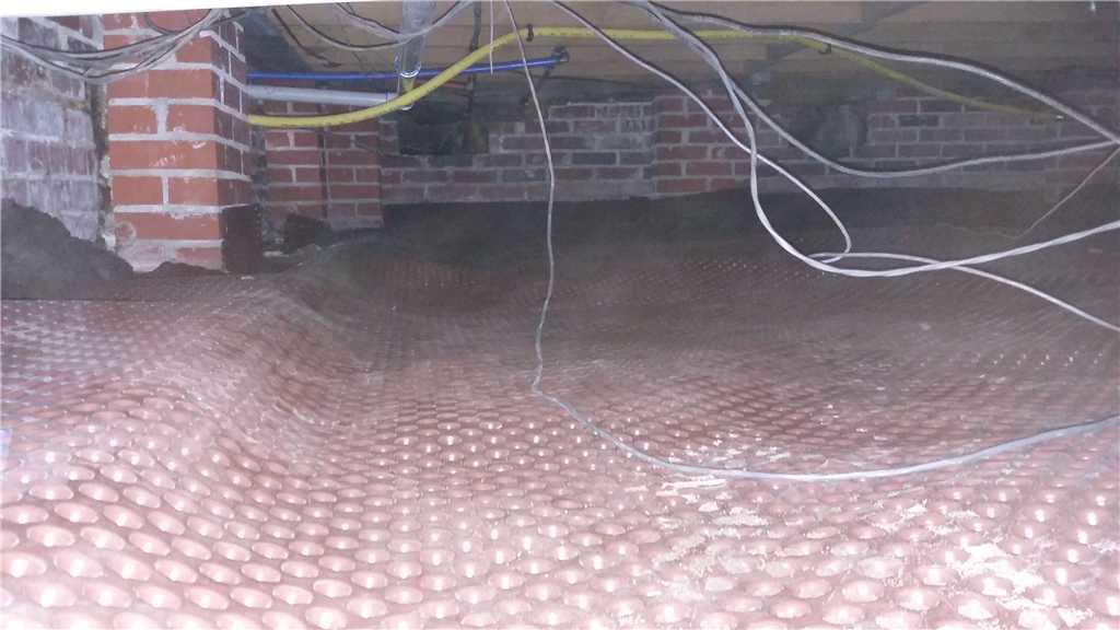 Drainage matting