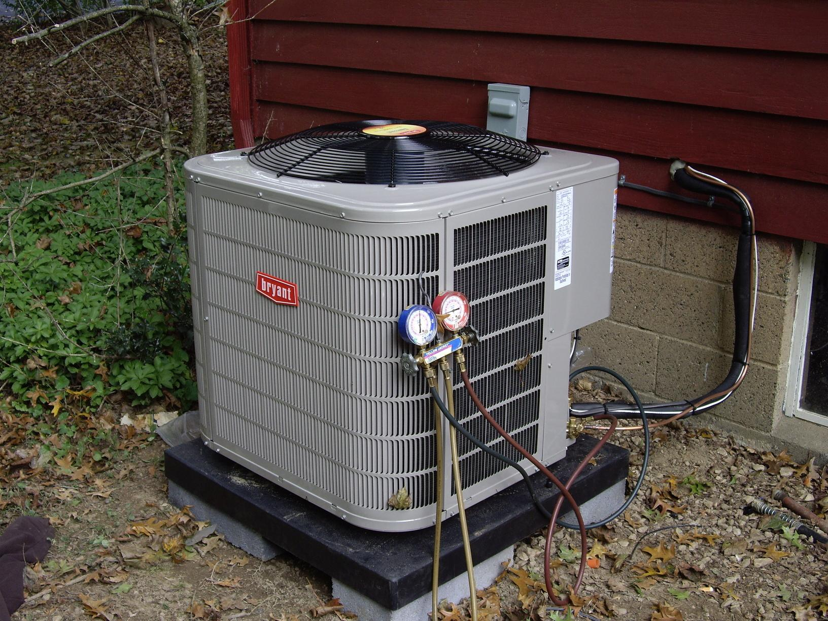 Air conditioning installation in Franklin Park, PA