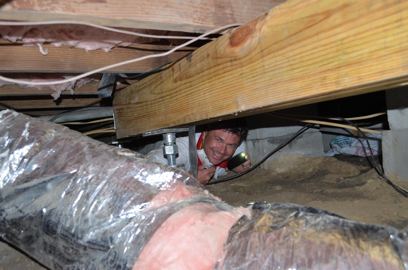 Crawl Space Foundation Repair in Columbia, SC