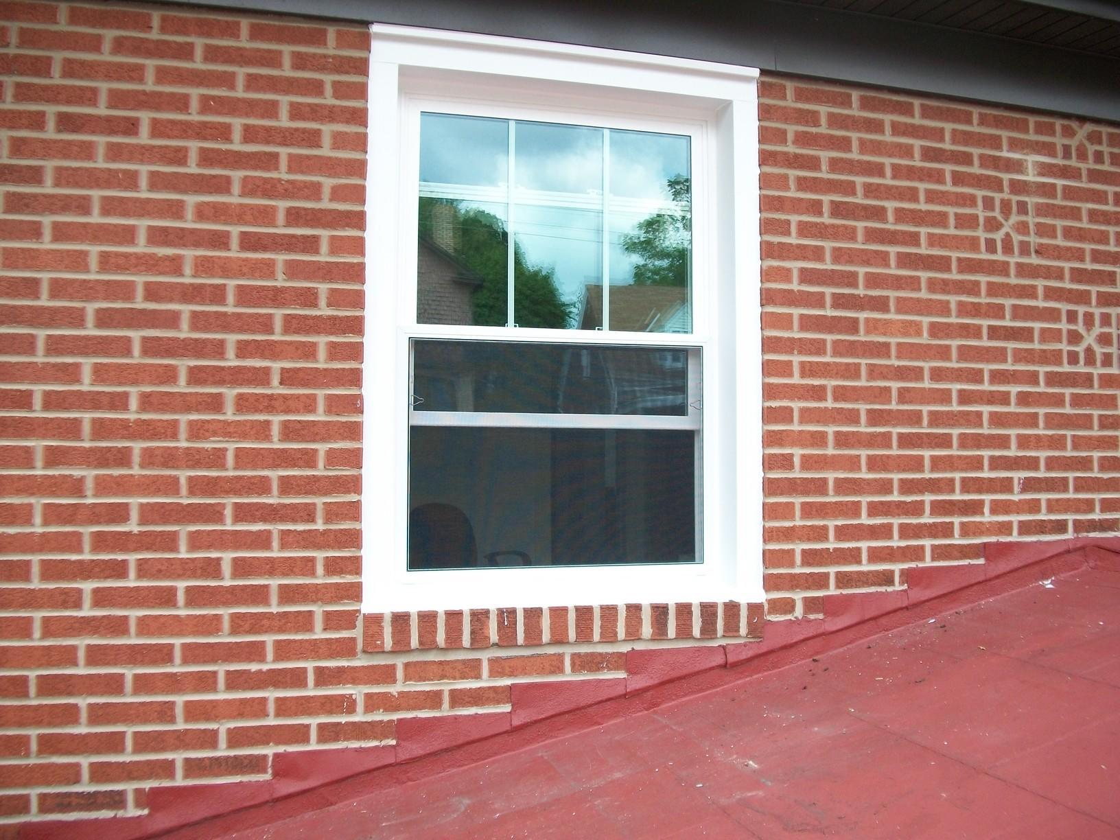 Energy Swing Windows In Photo Al Vinyl Window