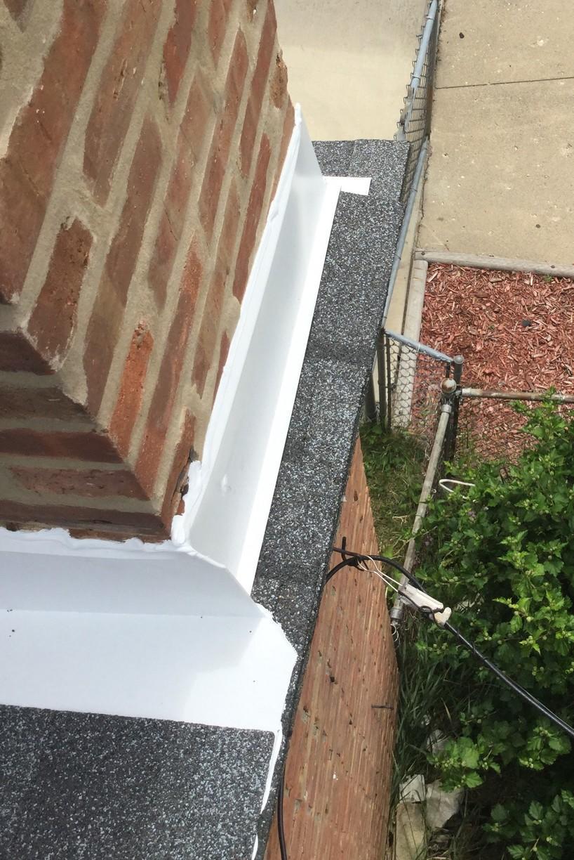Roofing Installation In Oak Lawn Il Chimney Edge