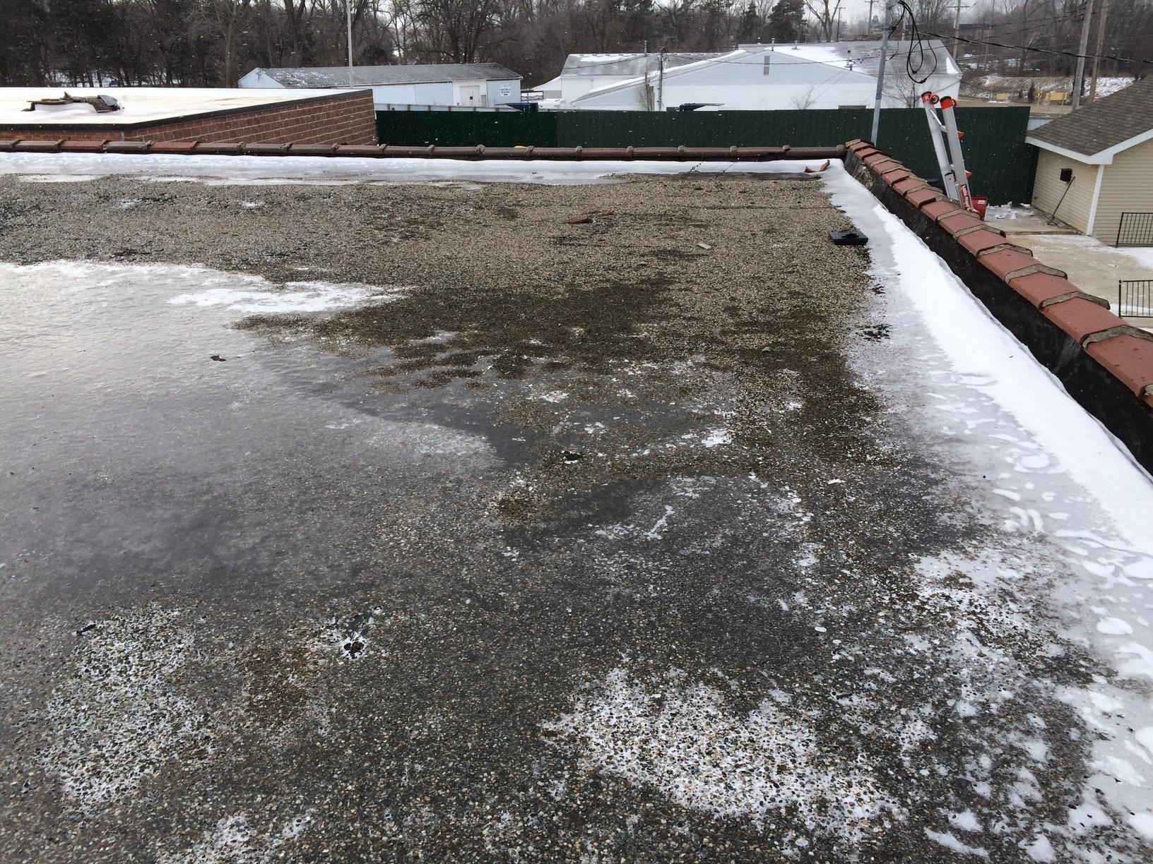 Yes!  We replace and repair flat roofs!