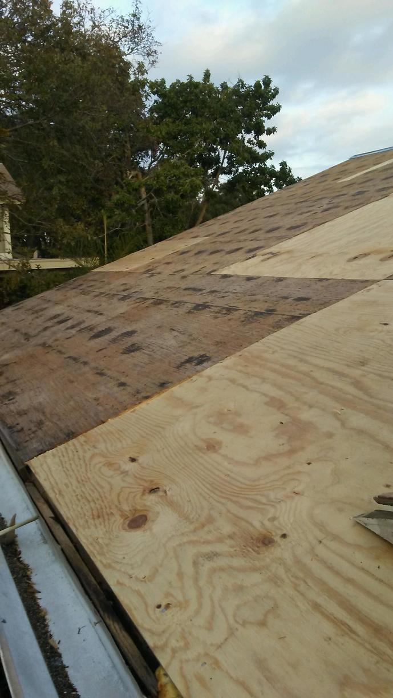 Seminole Asphalt Shingle Roof Replacement