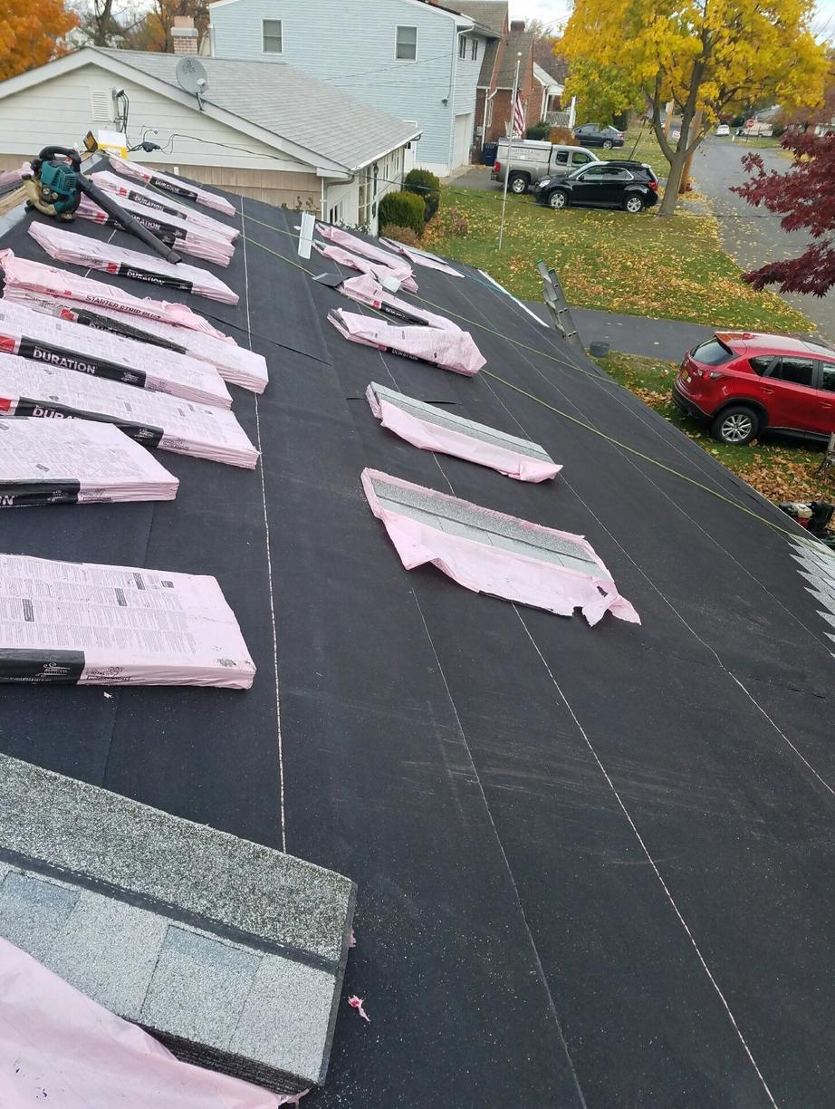 Roof Replacement Shasta White Roofing Project In Port