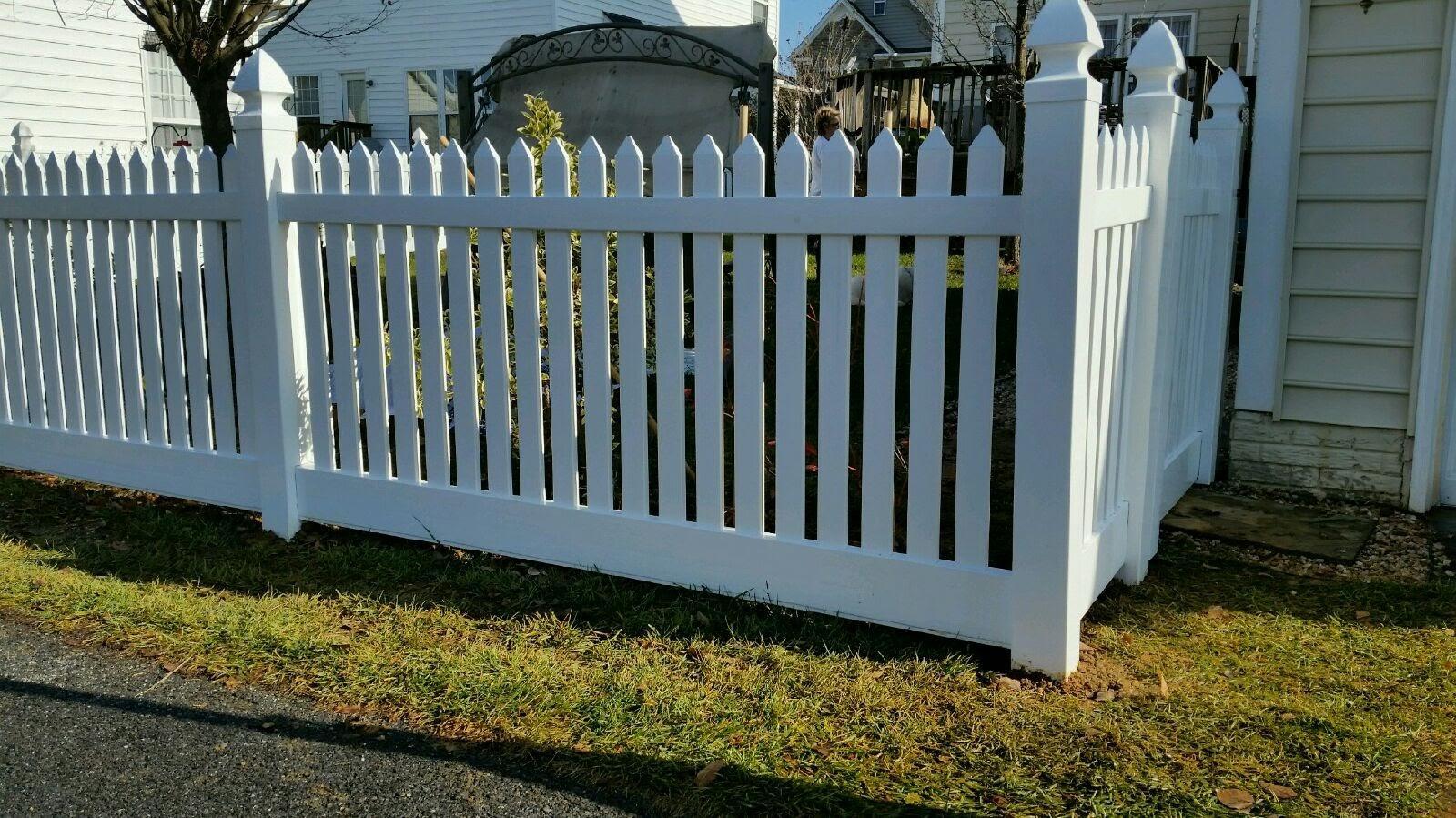 Vinyl Privacy Fence installation in  Dunn Loring, VA