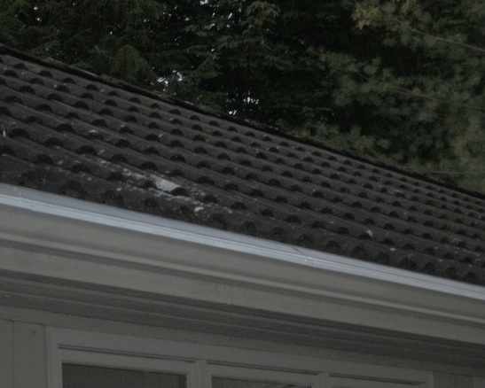 Completed Gutter Installation in Mercer Island, WA