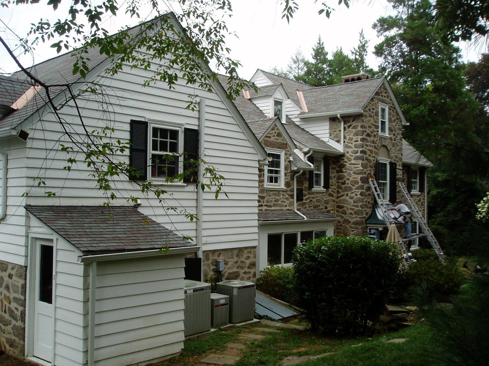 Asphalt Roof Replacement in Wynnewood, PA