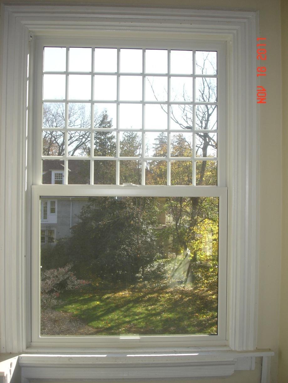 Berkeley Heights, NJ Custom Grid Window Installation