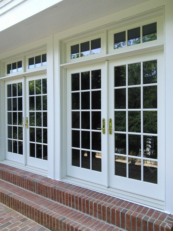 Basking Ridge, NJ French Door Installation