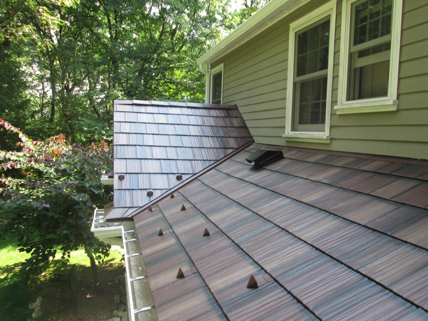Randolph, NJ Metal Slate Roofing