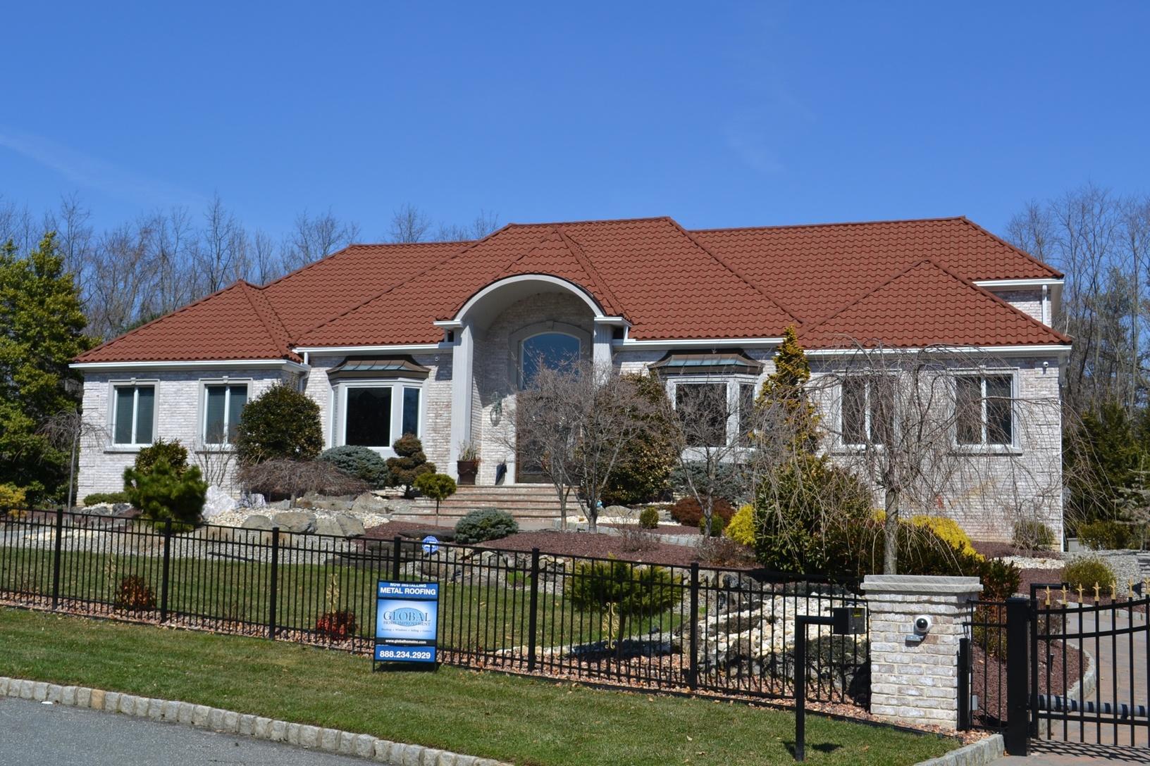 Colts Neck, NJ Metal Tile Roofing