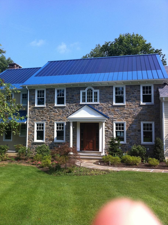 Solar Roof in Gladwyne, PA