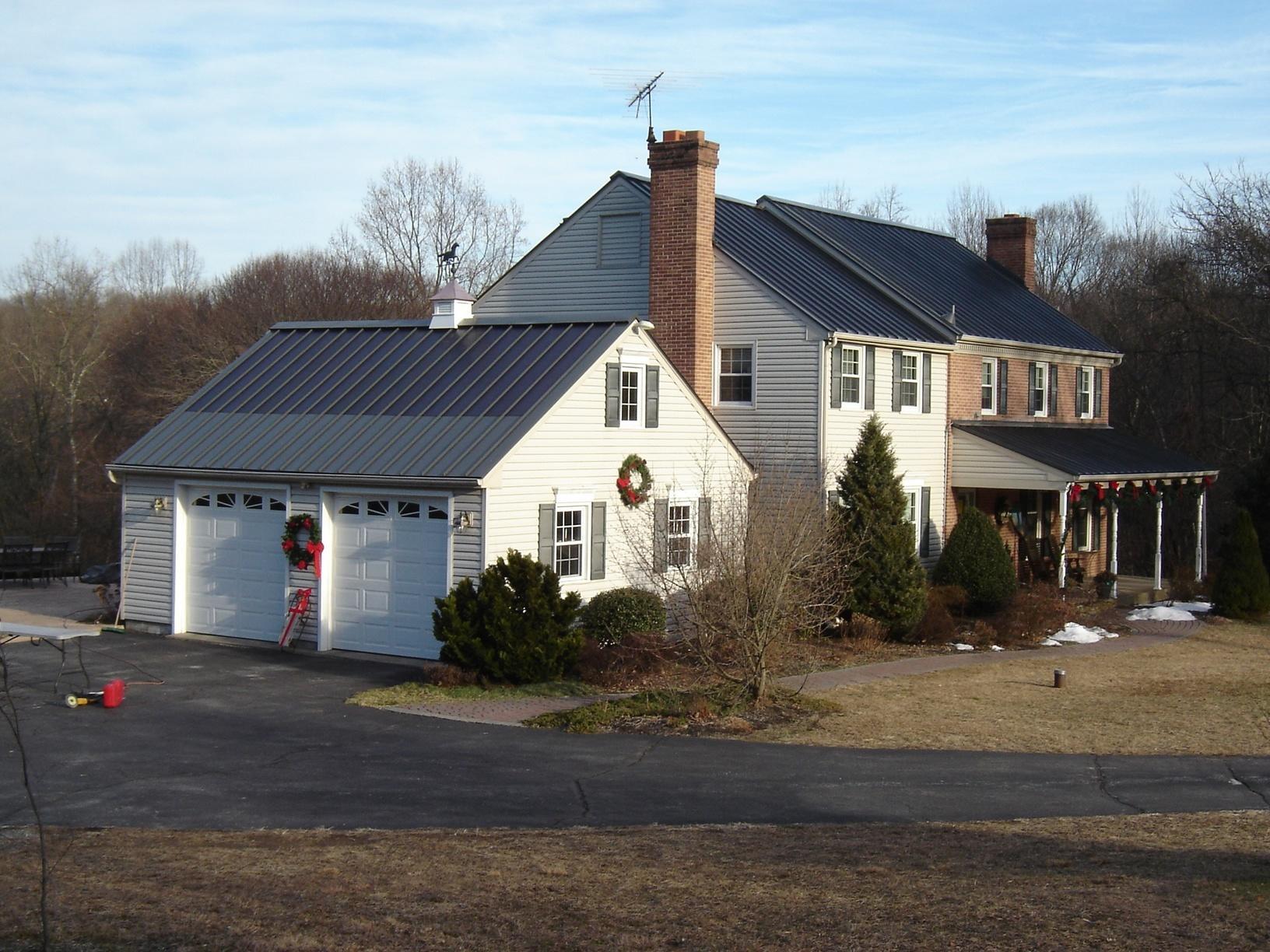 Solar Thin Film Roof in Downington, PA