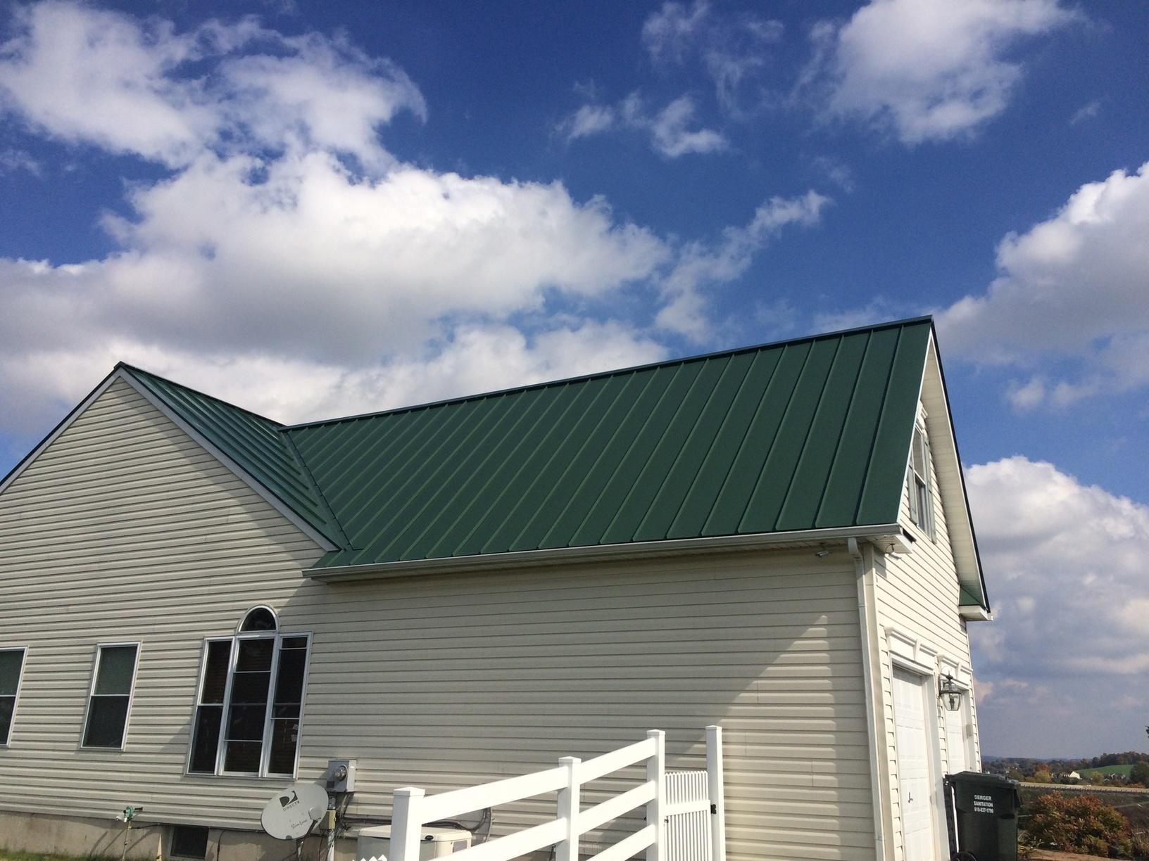 Stockton, NJ Metal Roof Replacement