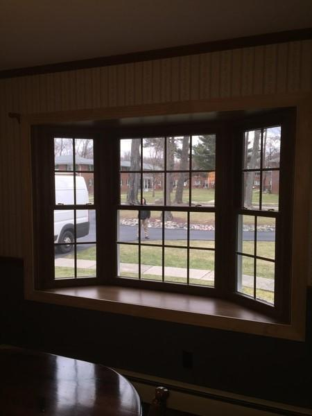 Infinity Fiberglass Windows From Marvin Install In Union