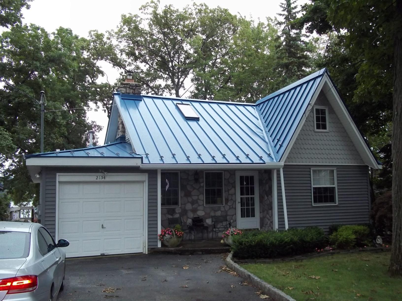 Highland Lakes, NJ Seam Metal Roofing