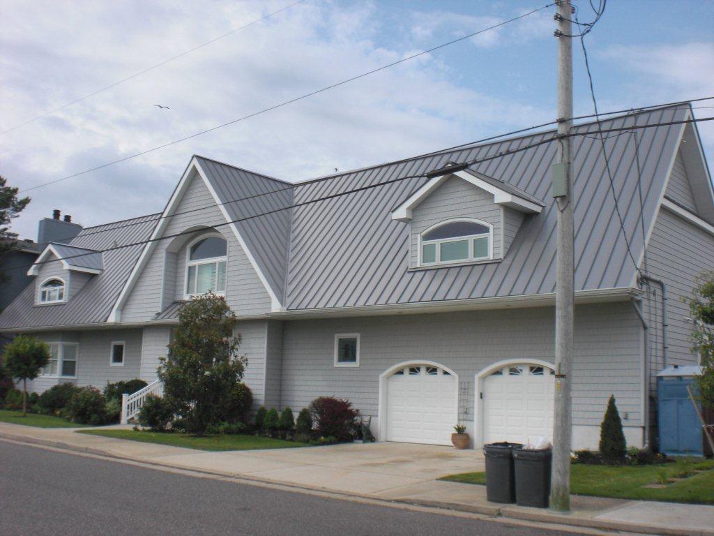 Egg Harbor, NJ Metal Roof Replacement
