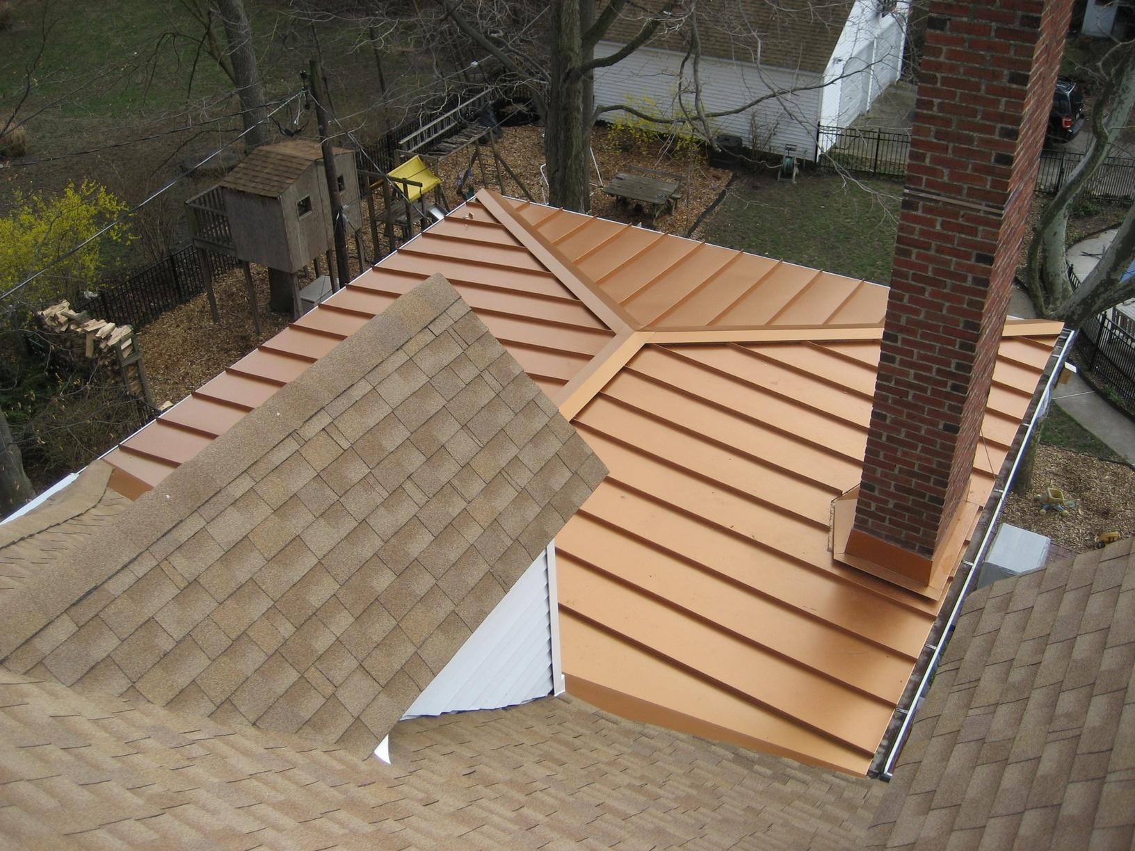 Riverton, NJ Metal Roof Installation