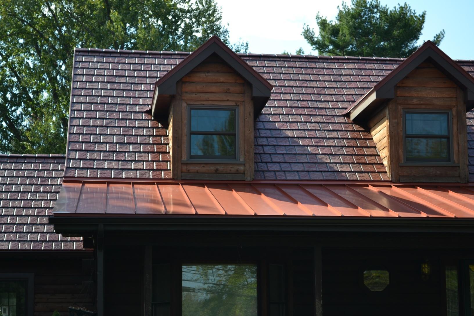 Edison, NJ Metal Slate Roof Replacement