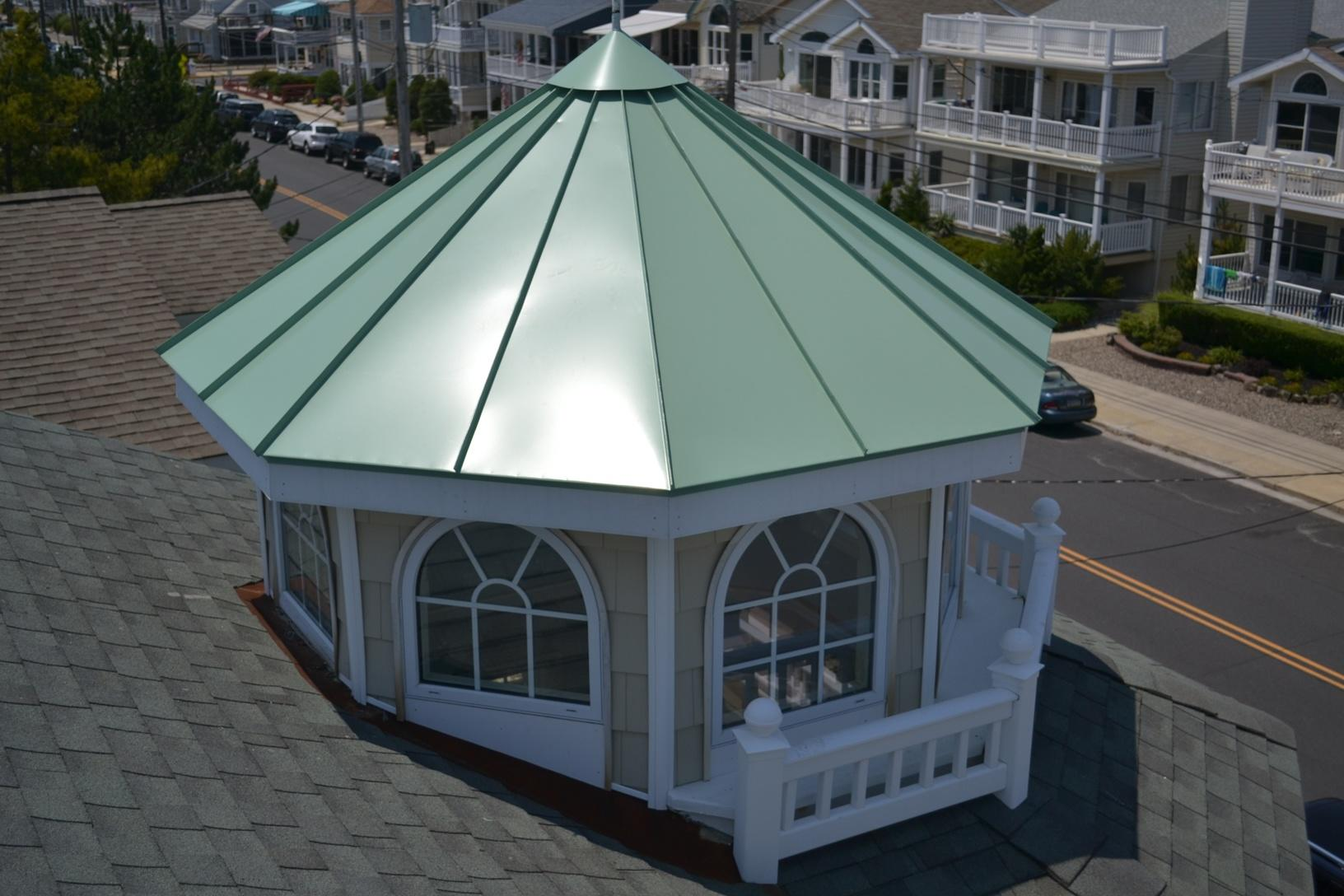 Roof Replacement - Standing Seam Metal Roofing in NJ ...