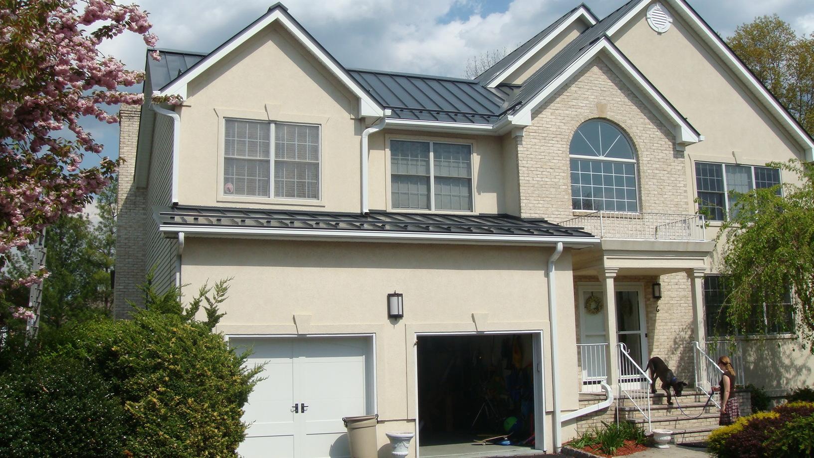 Standing Seam Metal Roof Replacement in Warren, NJ