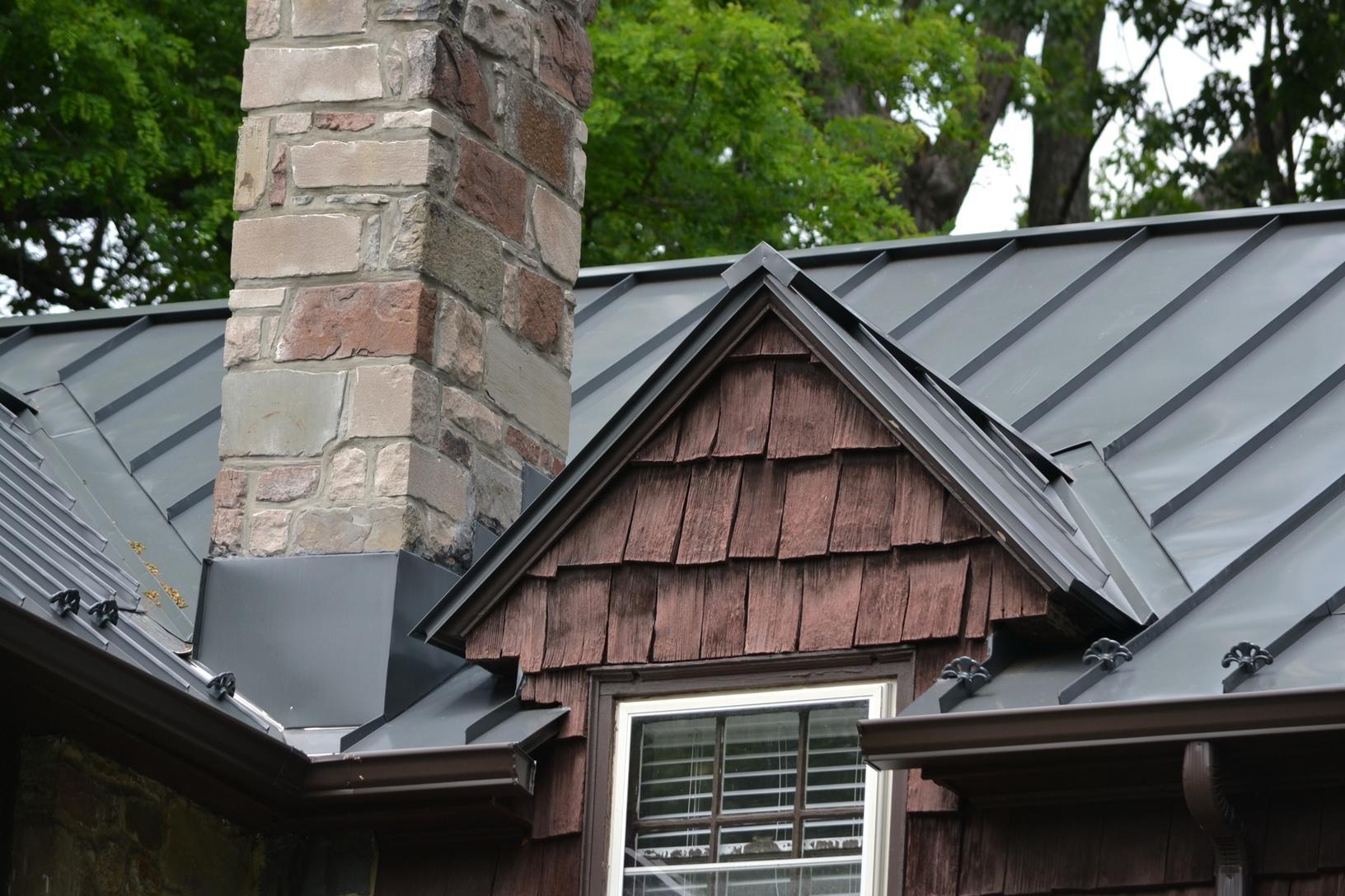 Standing Seam Metal Roof in Maplewood, NJ