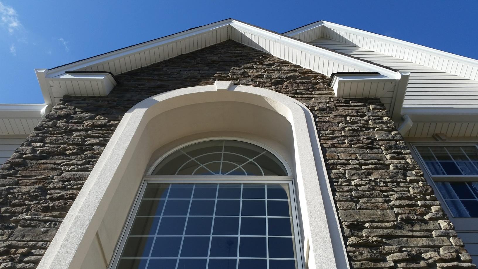 Chalfont, PA Stone Siding