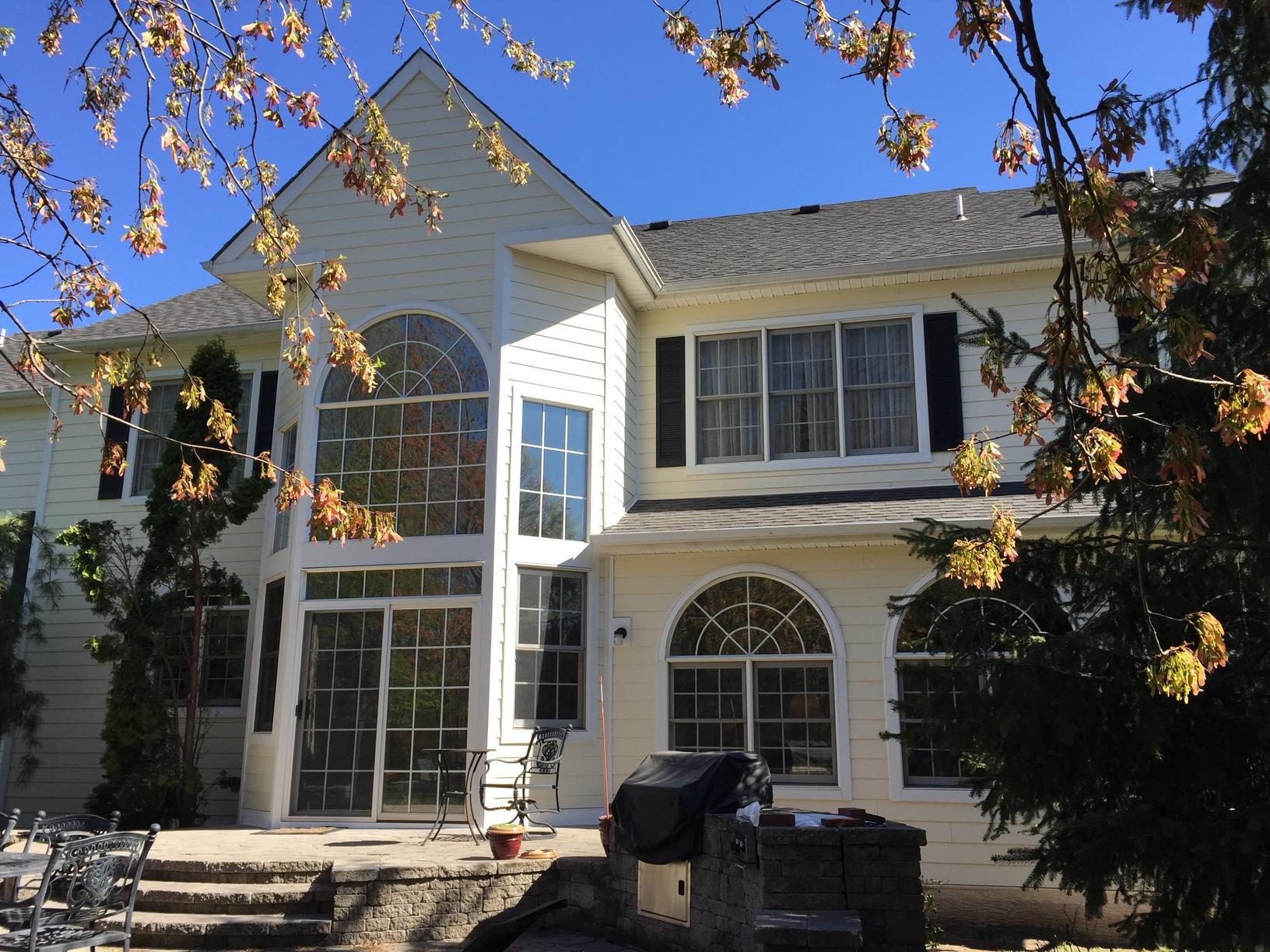 After of Stucco Remediation in Doylestown, PA