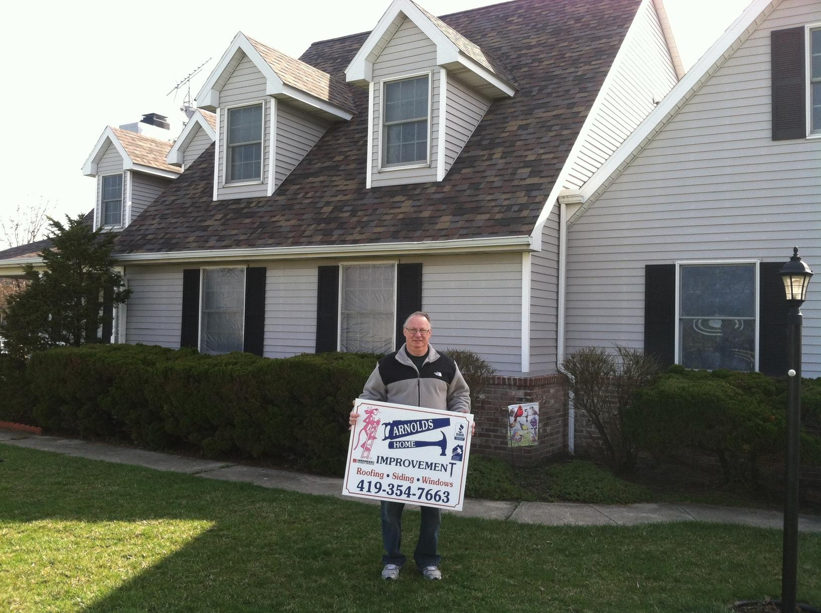 Satisfied Customer in Bowling Green, OH