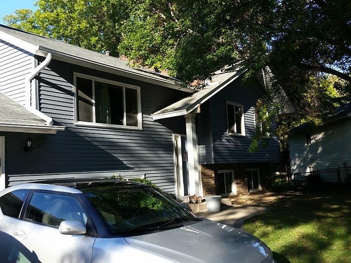 Completed Woodbury Siding Replacement Project