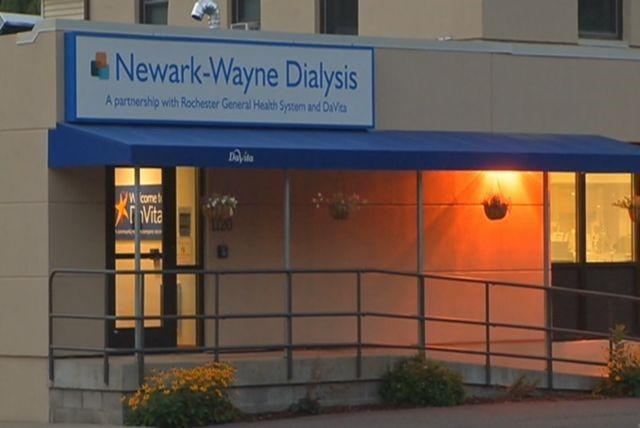 Dialysis center electric project in Newark, NY