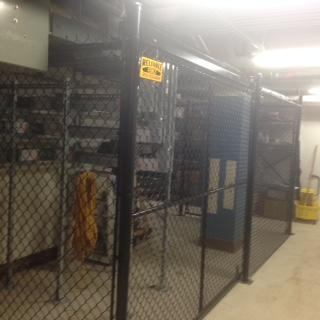 Chain Link Fence Enclosure in West Haven, CT