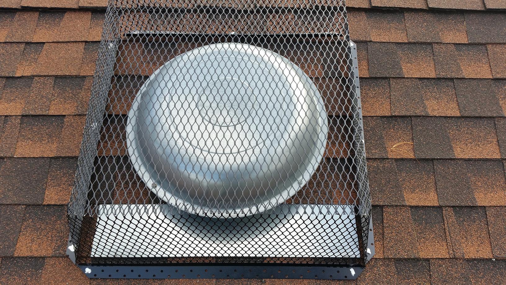 Installed attic fan cover in Ocean Gate, NN
