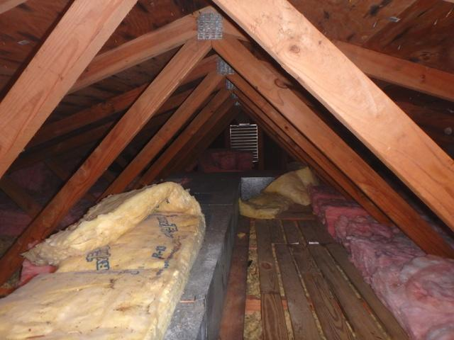 Complete Home Solutions Photo Album Home In Odenton Md Gets An Insulation Makeover
