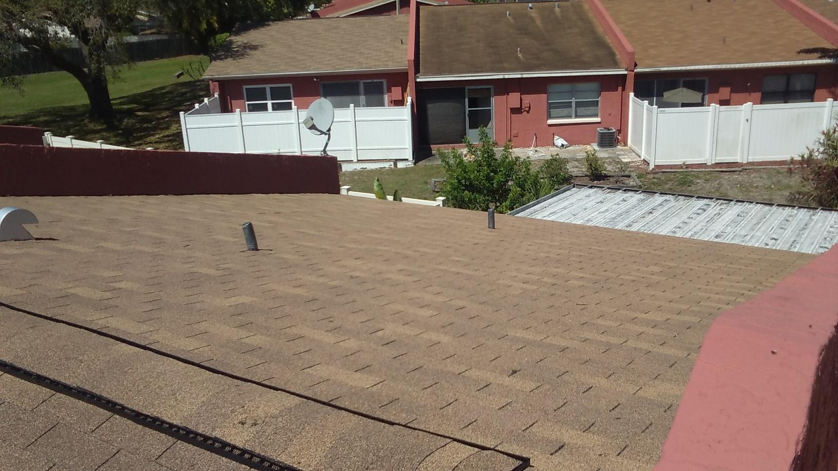 Shingle Roof Replacement in Pinellas Park, FL