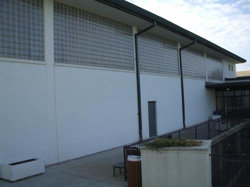 Glass Block Installation for Washington, DC Private School