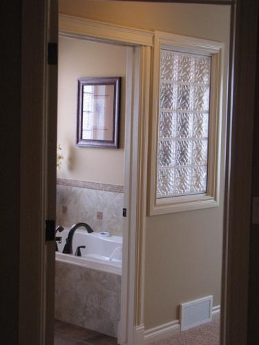 Glass Block Window for Pittsburgh, PA Bathroom