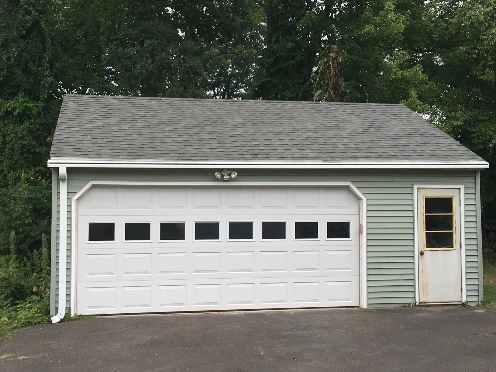 Garage Roof Replacement in Seymour, CT