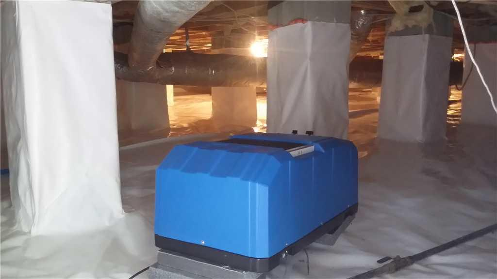 SaniDry CX Dehumidifier