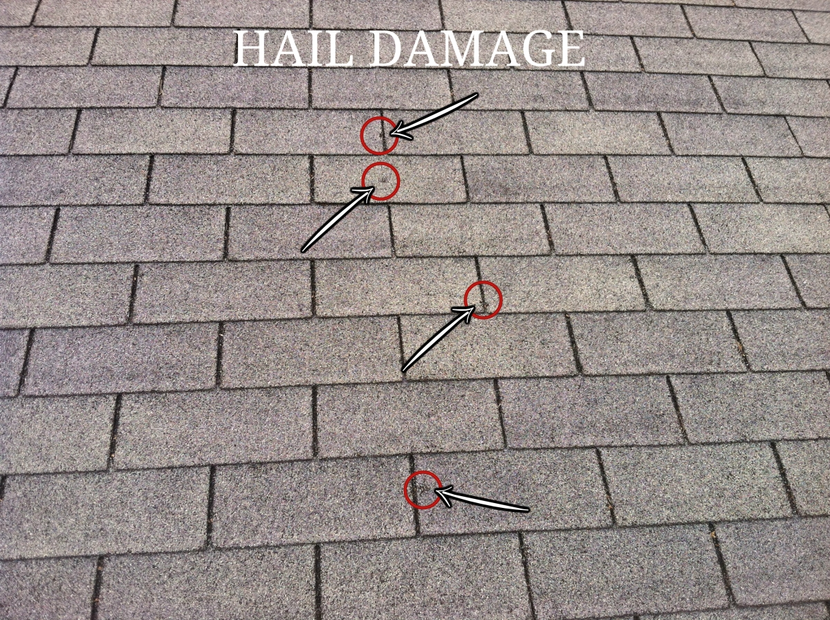 Hail Damaged Roof Replacement in Griffin, GA