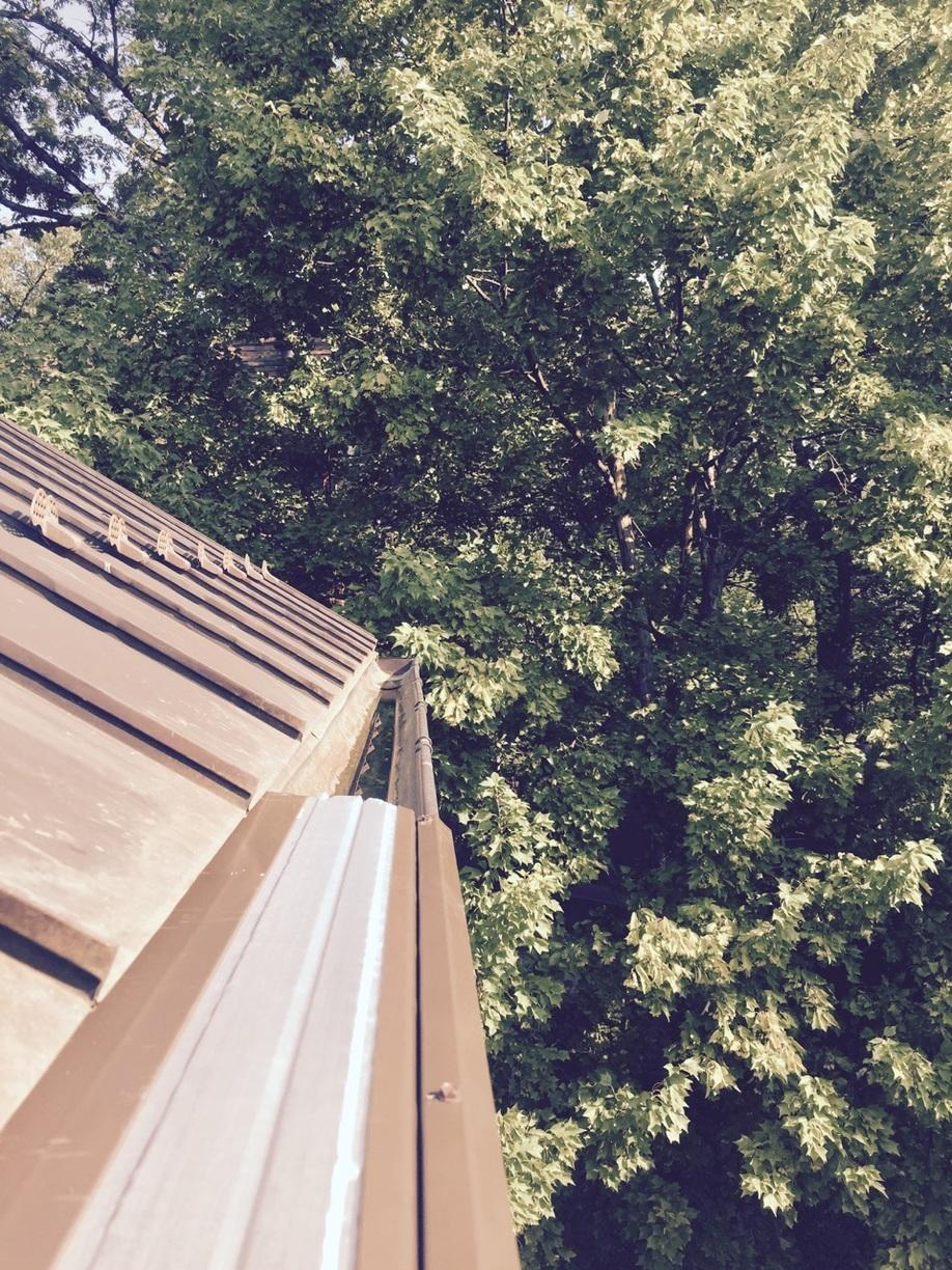 Replacement Gutter System in Reston, VA