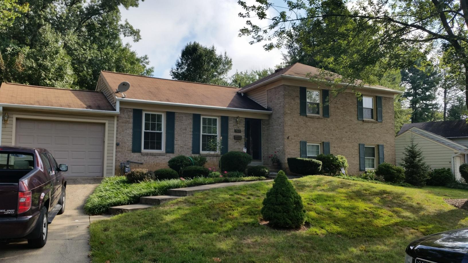 Beautiful Potomac Home Gets  New Gutters