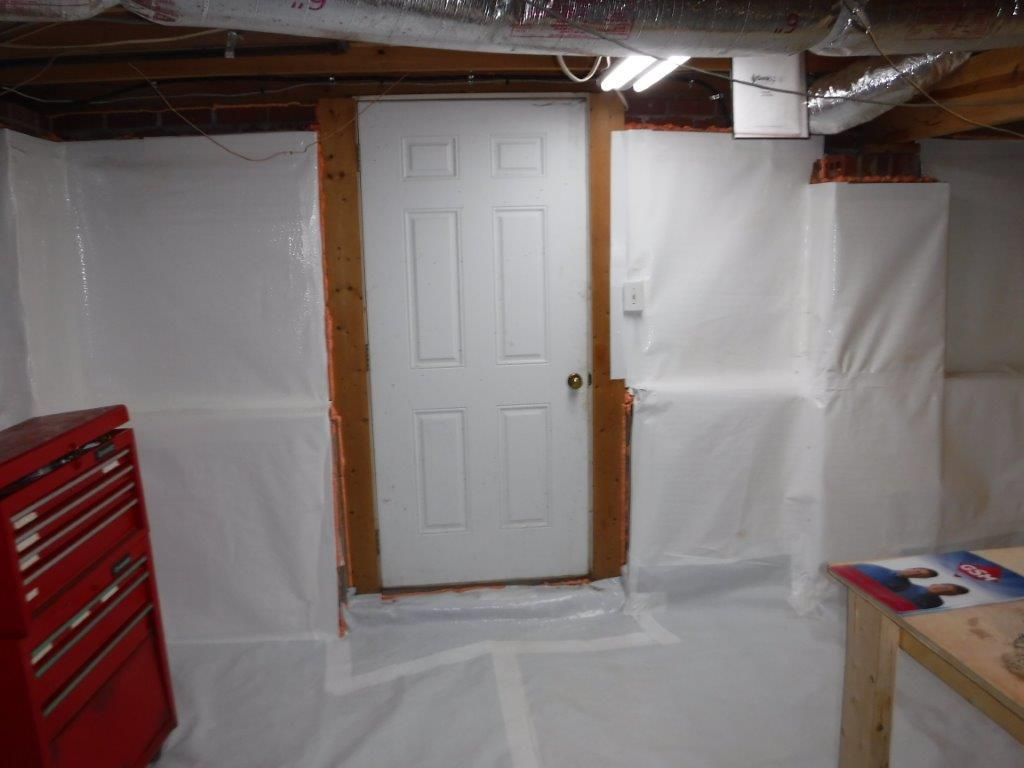 Crawl Space Insulation Turn Your Crawl Space Into A