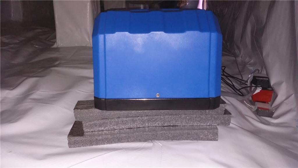 SaniDry CX and Condensate Pump for Swainsboro, GA Crawl Space