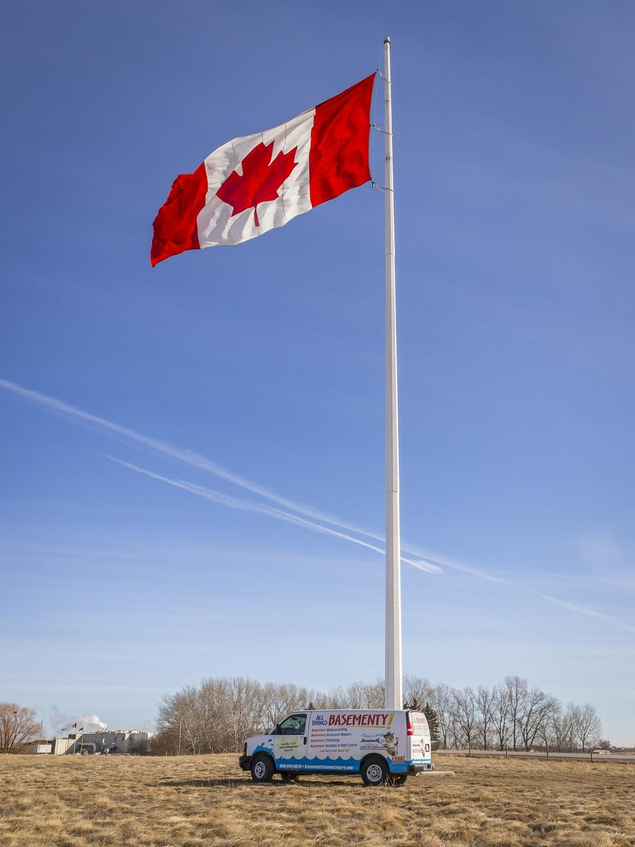 Proud to Be a Canadian Dealer!