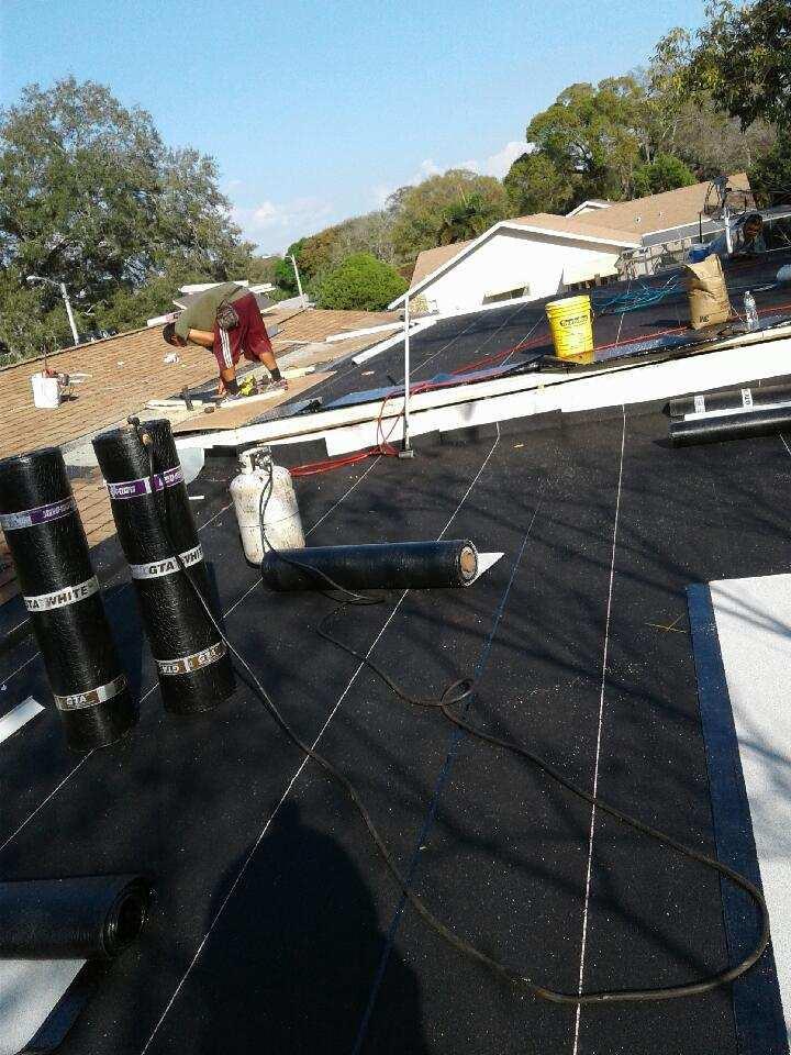 Underlayment & Roof Repair in Clearwater - Peel & Stick
