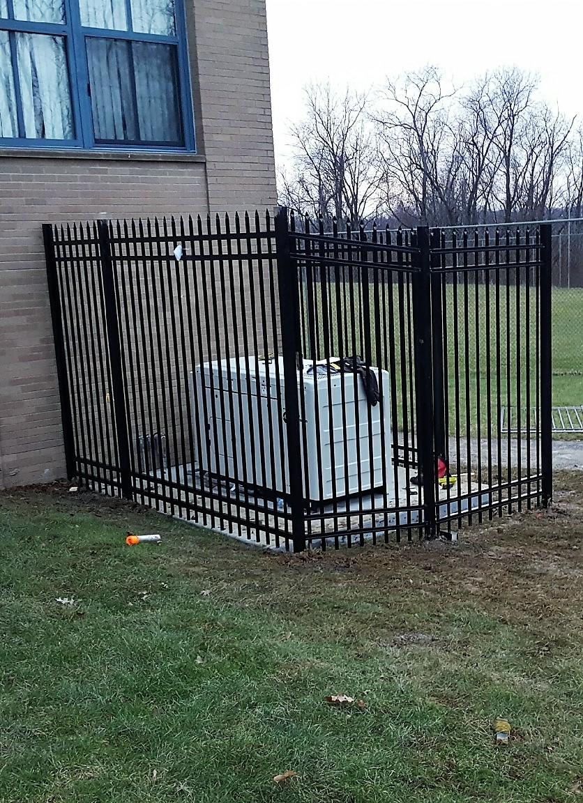 Aluminum Fence Installation in Castle Shannon, PA