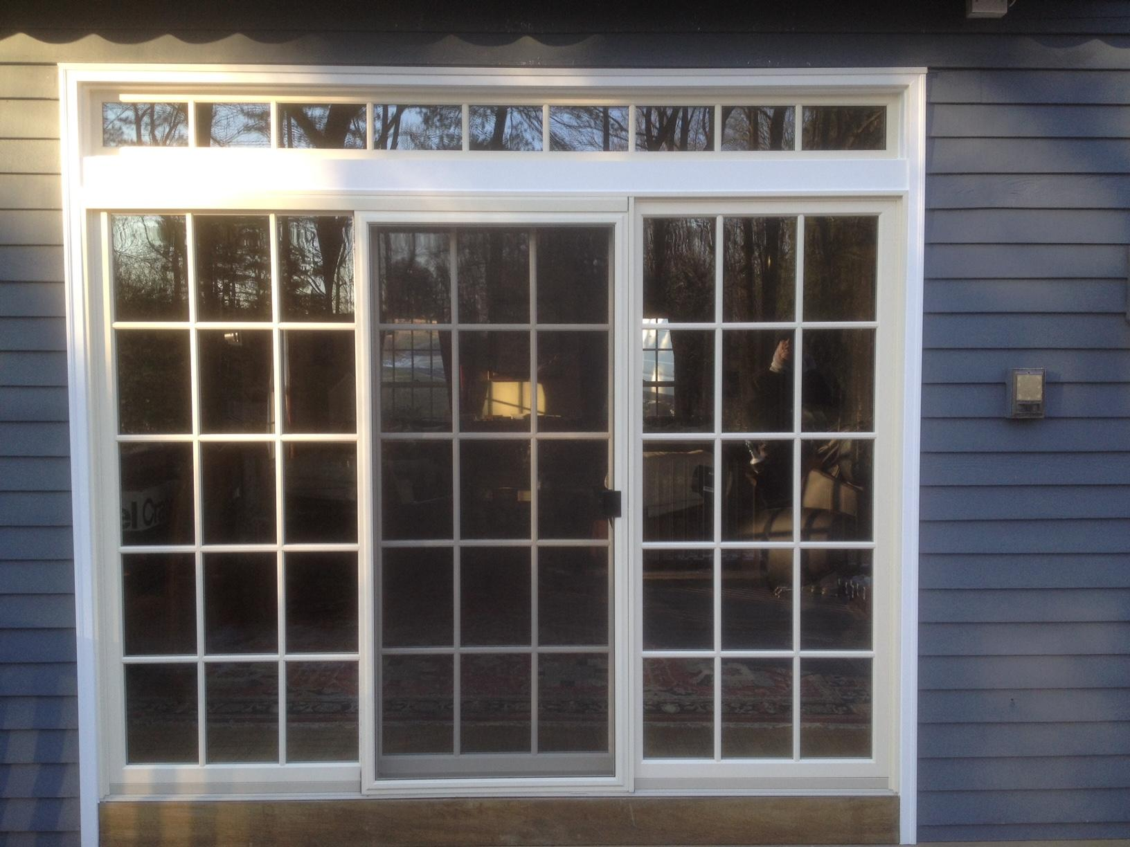 Replacement Doors Sliding Patio Door Installation In